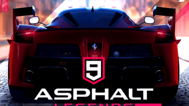 Asphalt 9 للكمبيوتر