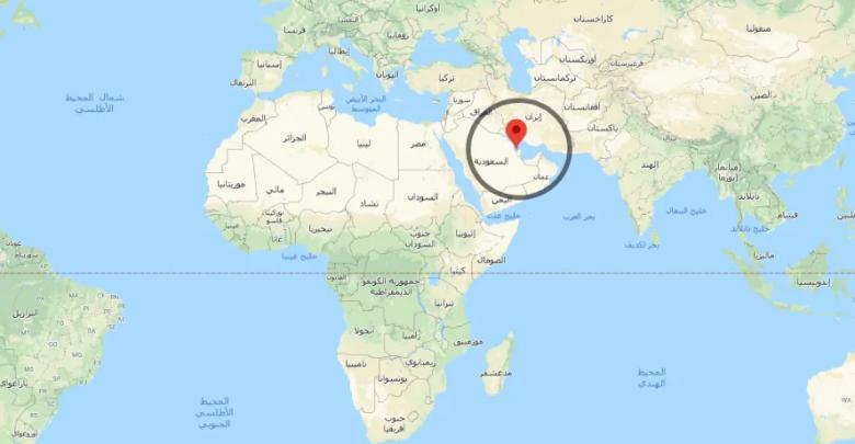 تطبيق خريطة البحرين بدون نت